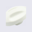 Components & Spares - NEW ERA CONTROL KNOBS WHITE - 84267 - 1